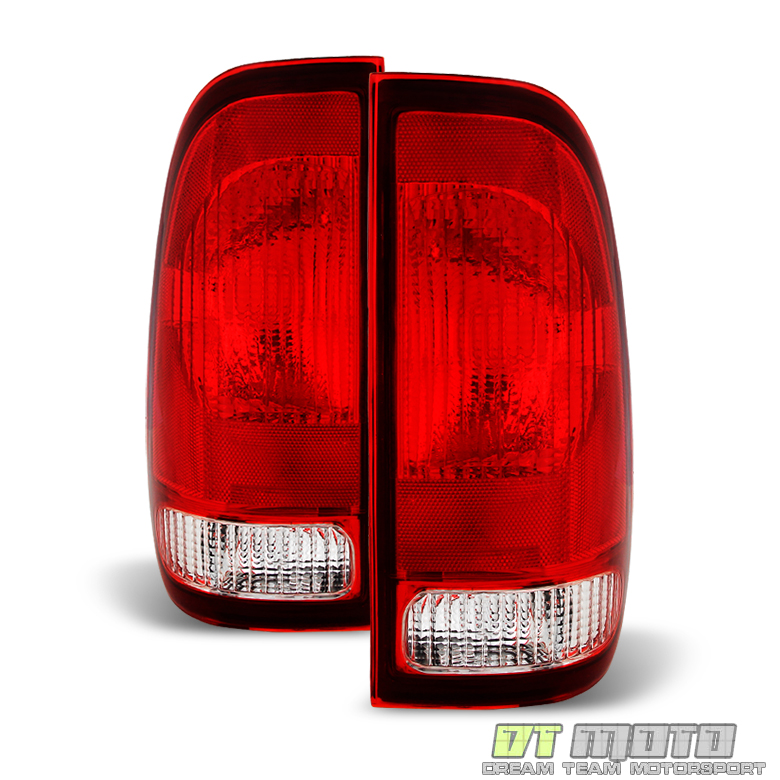 For 1999-2007 Ford F-150 Super Duty Driver Side Tail Light F-250