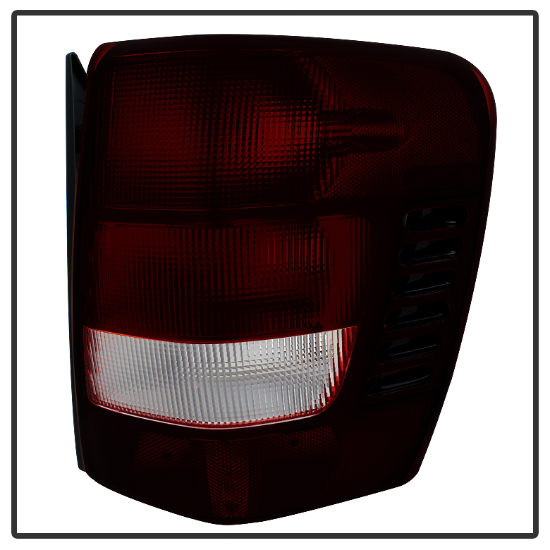 1999 2004 Jeep Grand Cherokee Red Smoke Rear Tail Lights