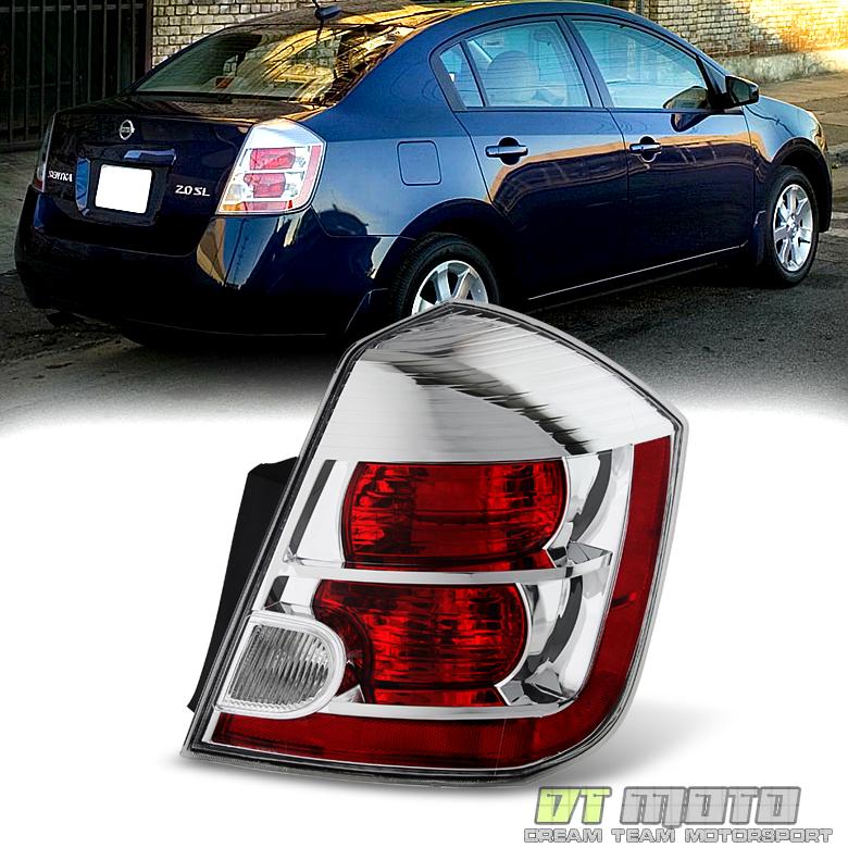 Taillight Taillamp Brake Light RH Right Passenger for 07-09 Nissan Sentra 2.0L