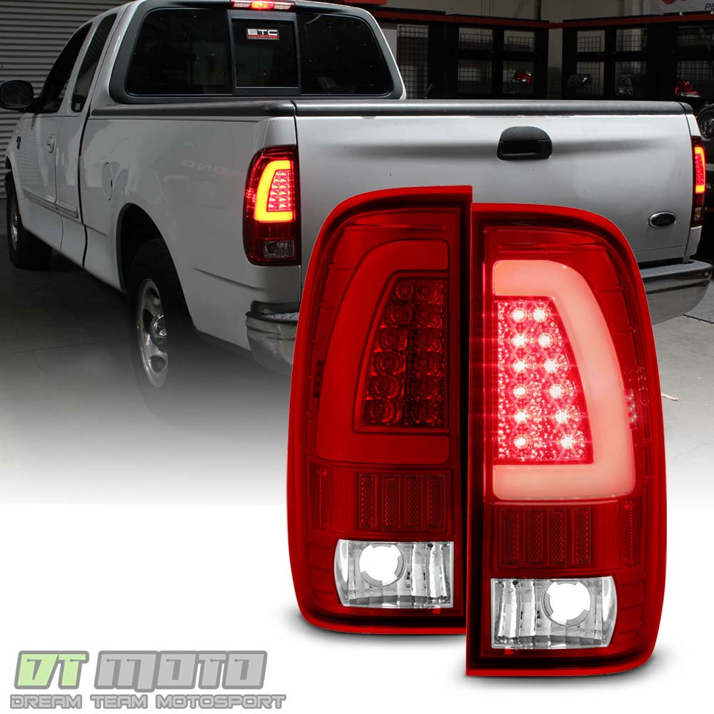 1997-2003 Ford F-150 1999-2007 F-250 F-350 Red LED Light