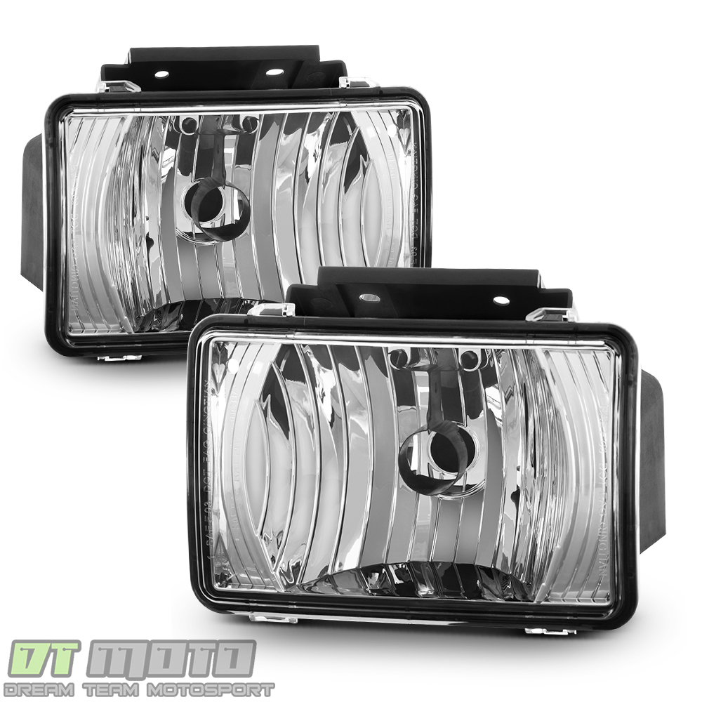 2004-2012 Chevy Colorado GMC Canyon Driving Fog Lights