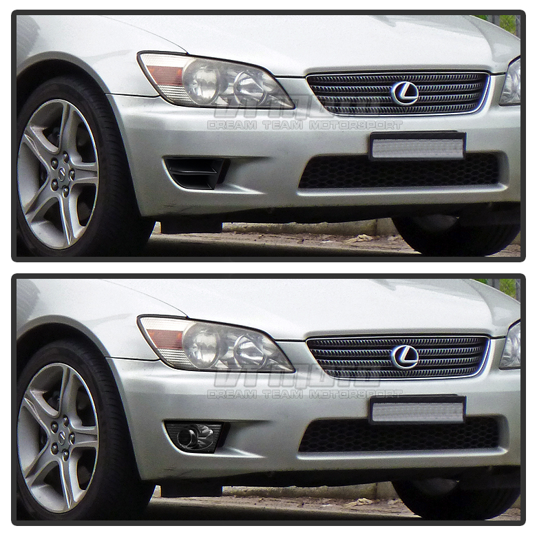 Custom Rubber Car Mats to fit Lexus IS 200 1999-2005