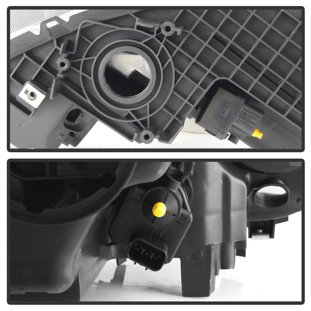 [HID Type] 2009-2014 Acura TSX Headlight Headlamp