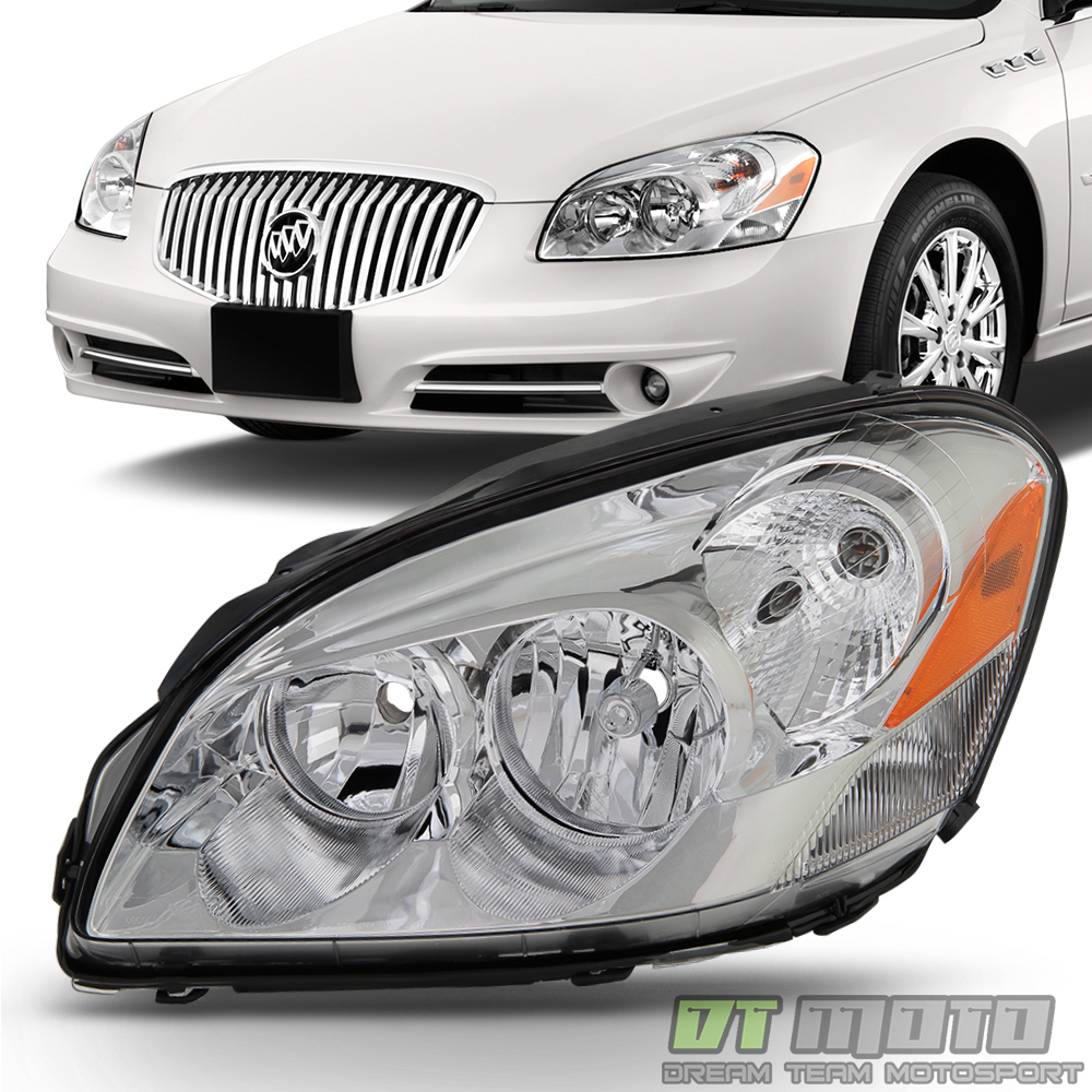 2006 2011 buick lucerne cxl cxs headlight headlamp. Black Bedroom Furniture Sets. Home Design Ideas