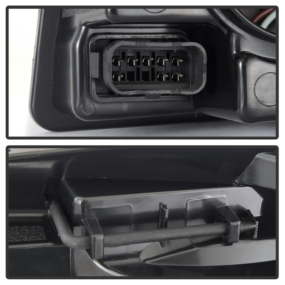 [HID Model] 2003-2006 Cadillac Escalade ESV Headlight