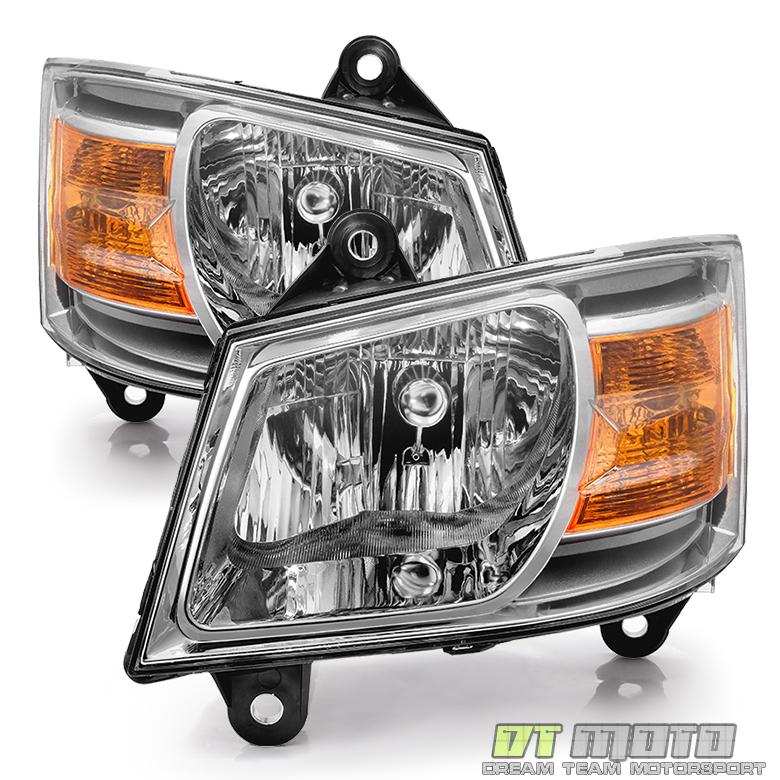 TYC Left Headlight Assembly for 2005-2007 Jeep Grand Cherokee  ti