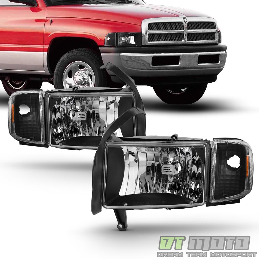 OEM Dodge RAM Fog Lamp Dodge RAM Fog Lights with 880 Halogen Bulbs For Dodge RAM 1994-2002