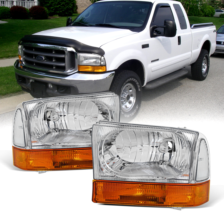 1999-2004 Ford F250 F350 F450 Superduty Excursion
