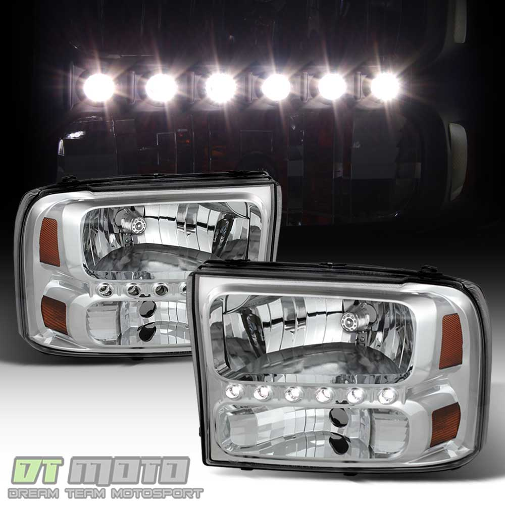 1999-2004 Ford F250 F350 F450 F550 Superduty Excursion LED