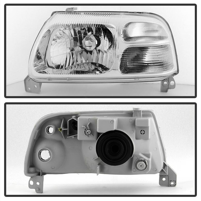 Suzuki Xl Headlight Bulb Replacement