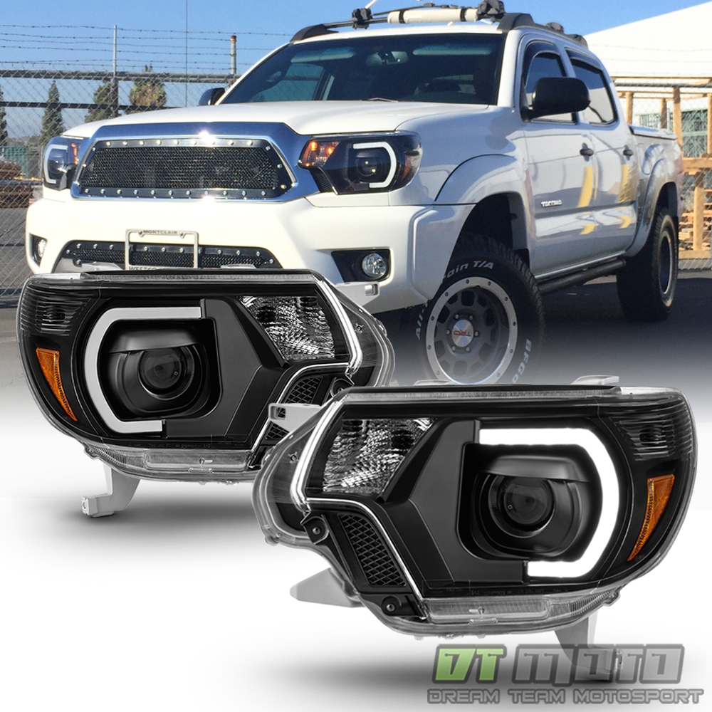 For 2012 2013 2014 2015 Toyota Tacoma Led Drl Light Tube