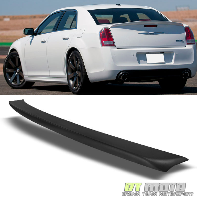 2011 Chrysler Dodge 300 300c Parts Manual: 11-17 Chrysler 300 300C 300S Factory Style Rear Trunk