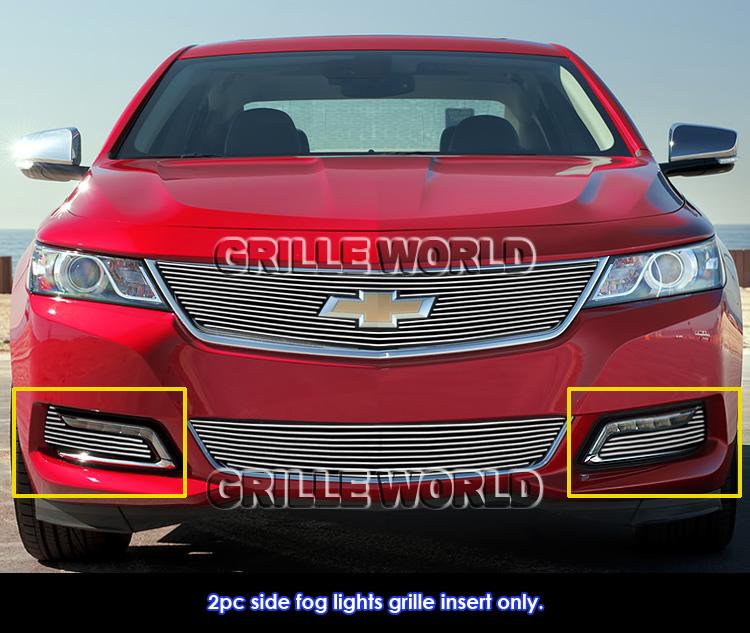 Image is loading Fits-2014-2018-Chevy-Impala-LTZ-Fog-Light-