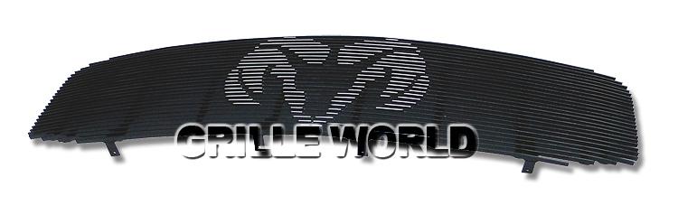 2006 2008 dodge ram 1500 2500 3500 symbolic black billet grille grill insert ebay. Black Bedroom Furniture Sets. Home Design Ideas