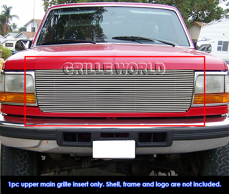 ebay custom grill 1992 ford f150 autos weblog. Black Bedroom Furniture Sets. Home Design Ideas
