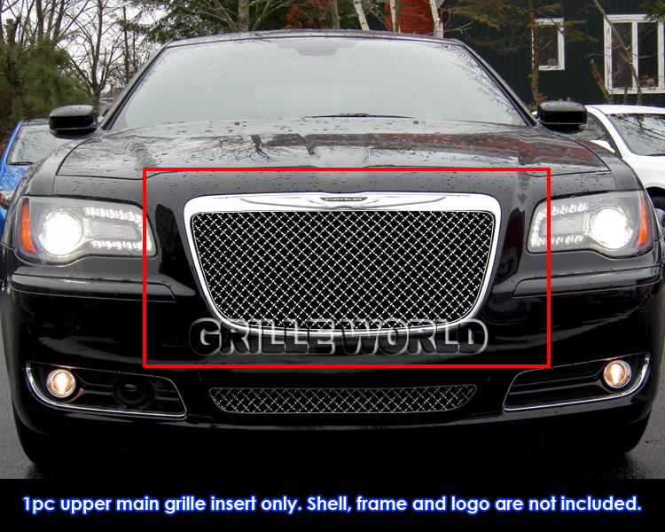 2011 2014 chrysler 300 300c 4mm stainless steel wire x. Black Bedroom Furniture Sets. Home Design Ideas