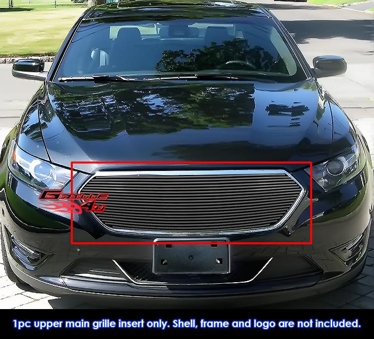 Fits 2013-2019 Ford Taurus SHO Logo Cover Black Billet