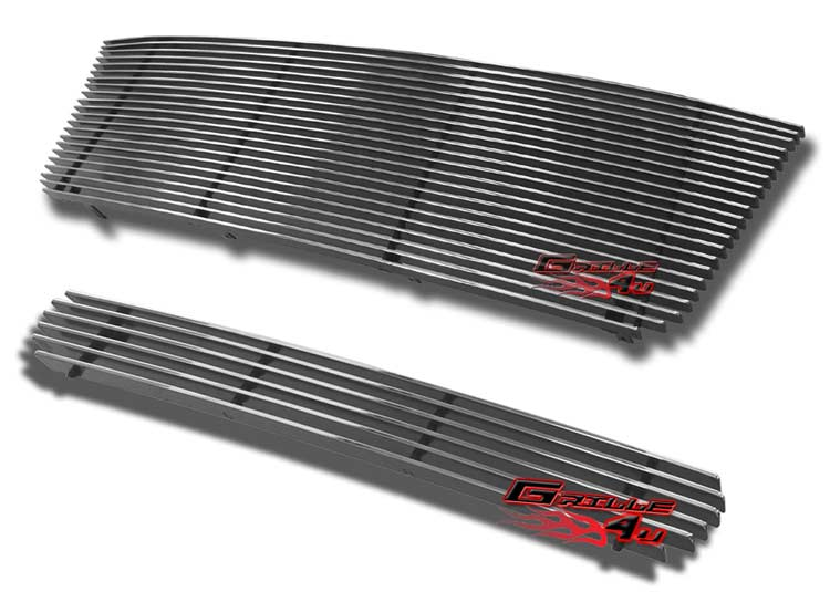 APS Compatible with 1992-2006 Ford Econoline Van Billet Grille Combo F87911A