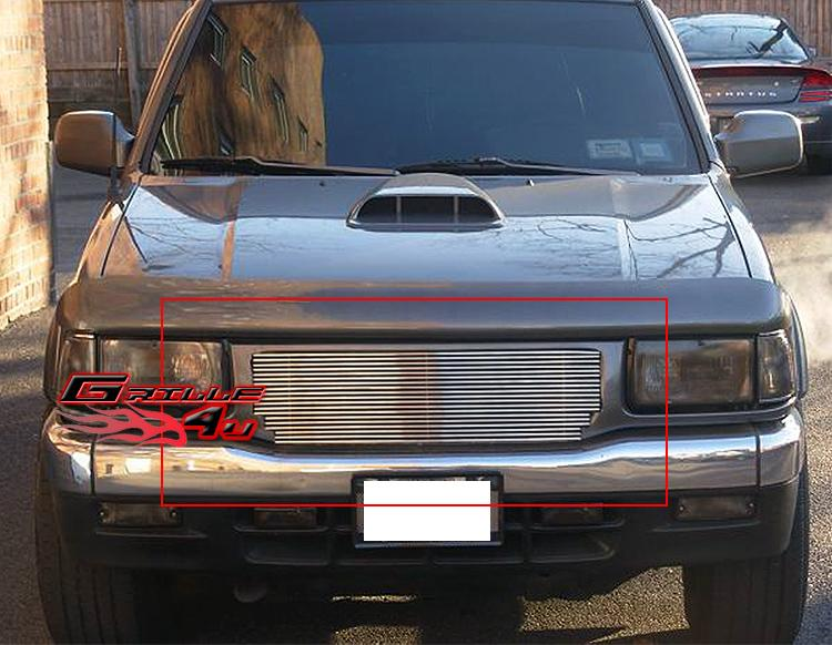 For 93 95 Isuzu Pickup 93 97 Rodeo Billet Grille Insert