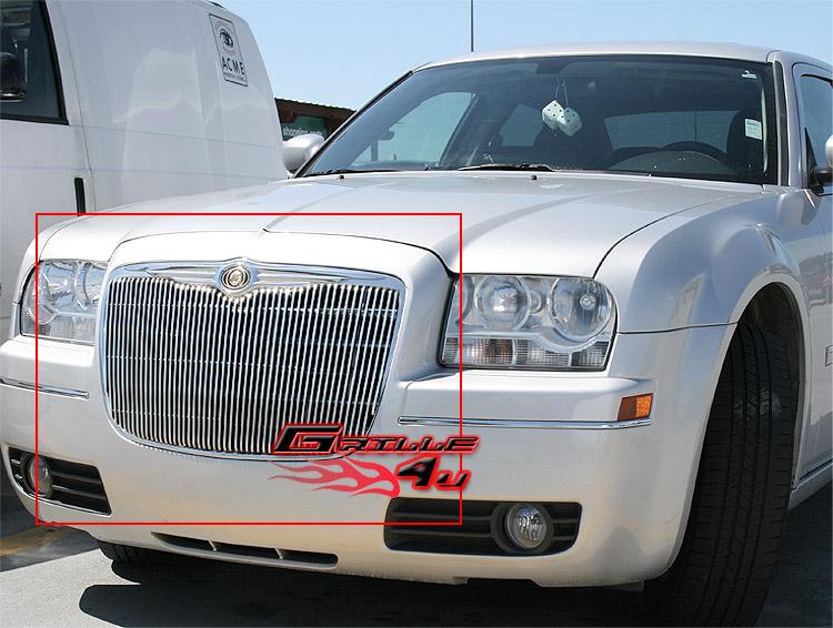 2011-2014 Chrysler 300 Black Bentley Mesh Grille  |Chrysler 300 Grills