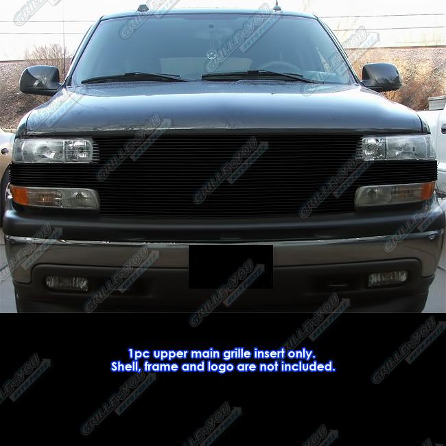 99 02 Chevy Silverado 1500 00 06 Suburban Tahoe Black