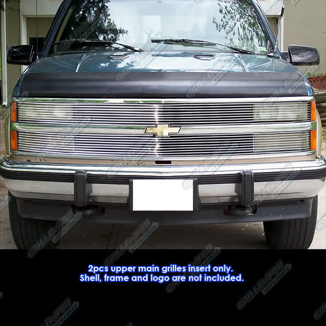 6311271 in addition 121947639719 further 13 16 Dodge Ram 1500 Billet Packaged Grille Chrome additionally 221153956913 as well 351456224925. on chevy billet grilles