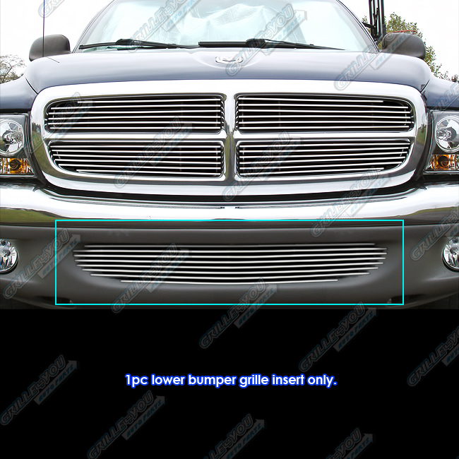 D Ay on 2003 Dodge Dakota Chrome Bumper