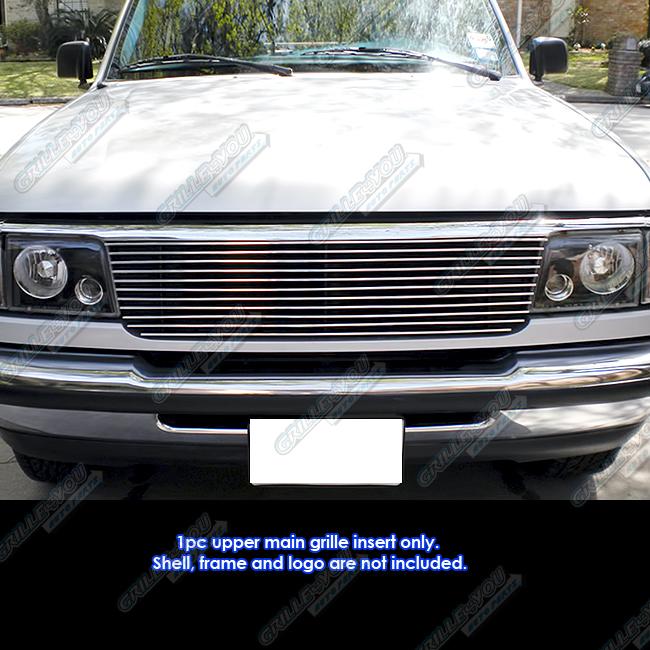 fits 93 97 ford ranger billet grille grill insert ebay. Black Bedroom Furniture Sets. Home Design Ideas