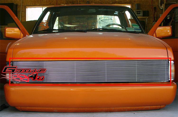 Image Is Loading Fits 1986 1997 Nissan Pickup Phantom Billet Grille