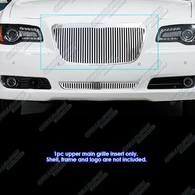 Fits 2011-2014 Chrysler 300/ 300C Vertical CNC Perimeter