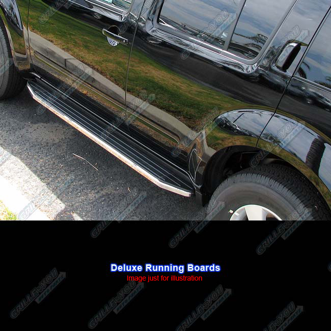 Fits 2009 2015 Honda Pilot 68 Quot Deluxe Side Step Nerf