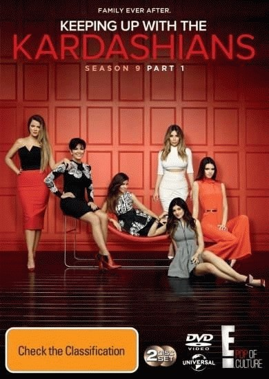 Keeping up with The Kardashians: Season 9 Part 2 = NEW DVD ...