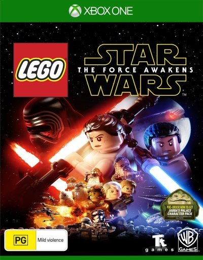 LEGO Star Wars The Force Awakens = NEW XB1-Game