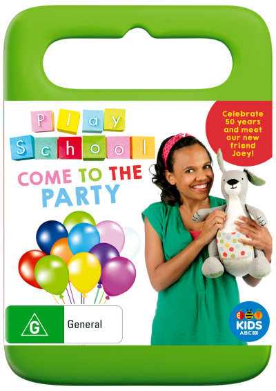 Play School: Come to the Party (Celebrate 50 Years) = NEW DVD R4