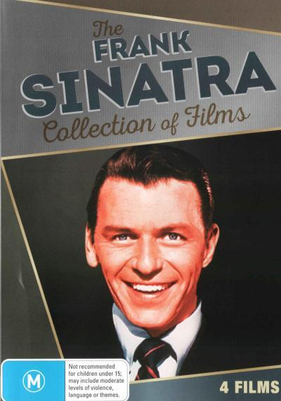 The Frank Sinatra Collection of Films: Anchors Aweigh / The First Deadly Sin / H