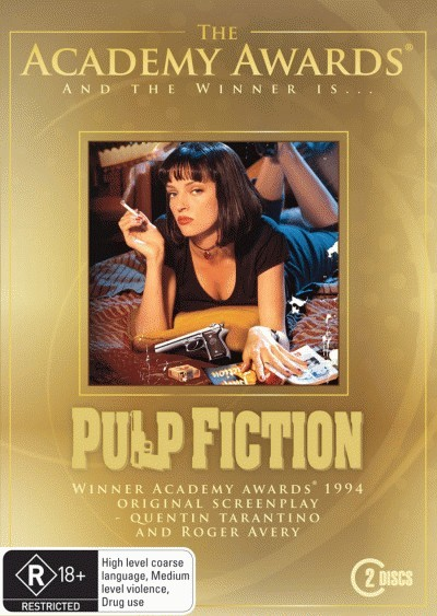 Movie analysis of Pulp Fiction by Quentin Tarantino