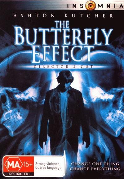 The Butterfly Effect = NEW DVD R4 | eBay