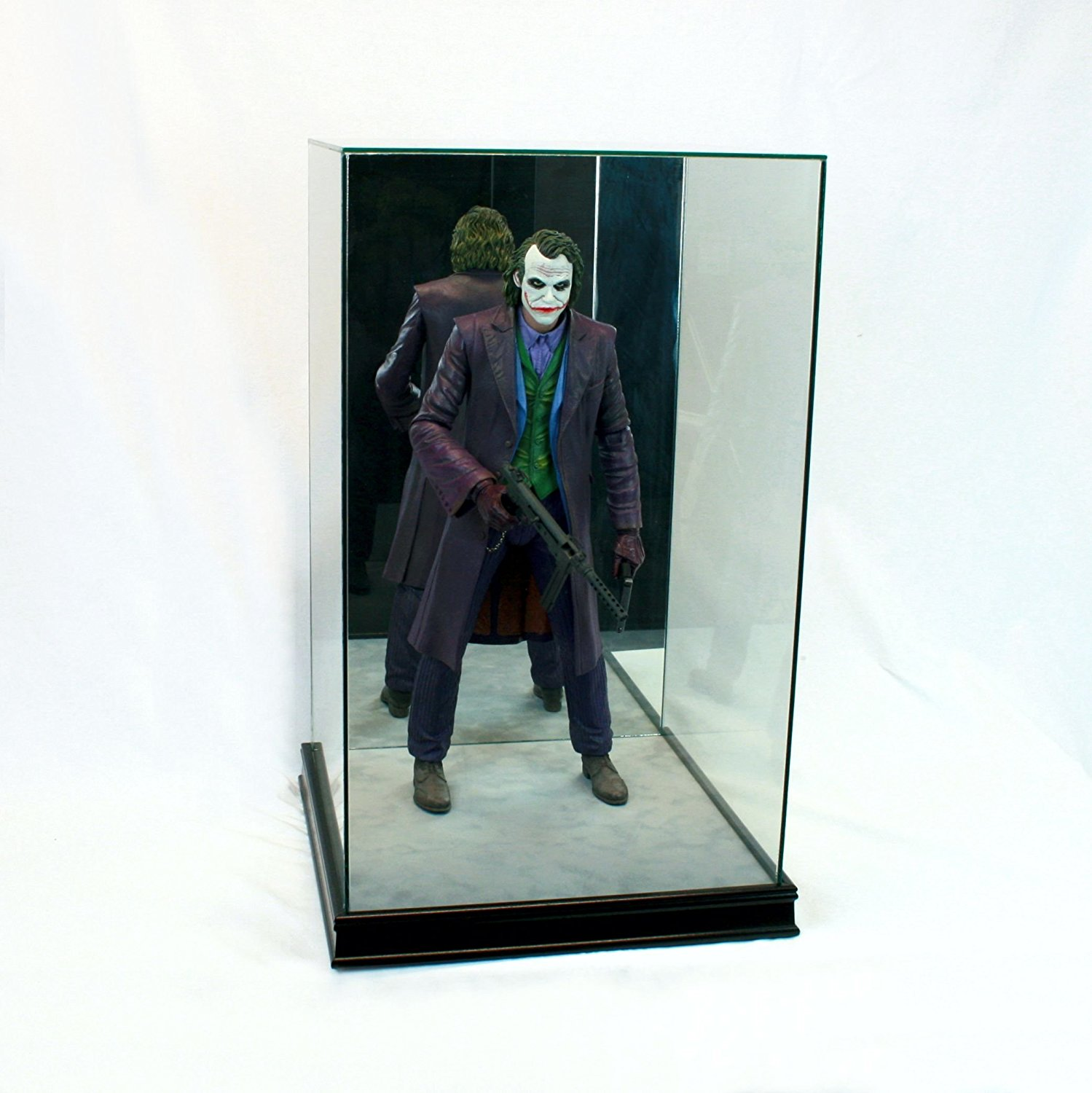 1 4 Scale Comic Figurine Display Case 20 Quot Tall All Glass