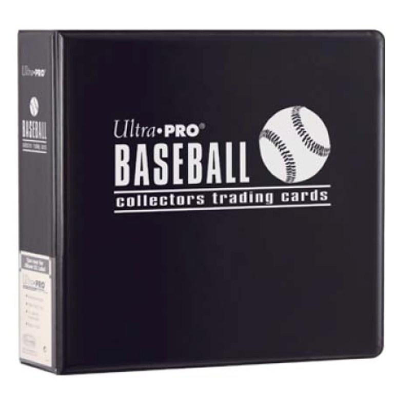 "Case Of 12 Ultra Pro 3"" Inch Baseball Card Binder Albums 3"
