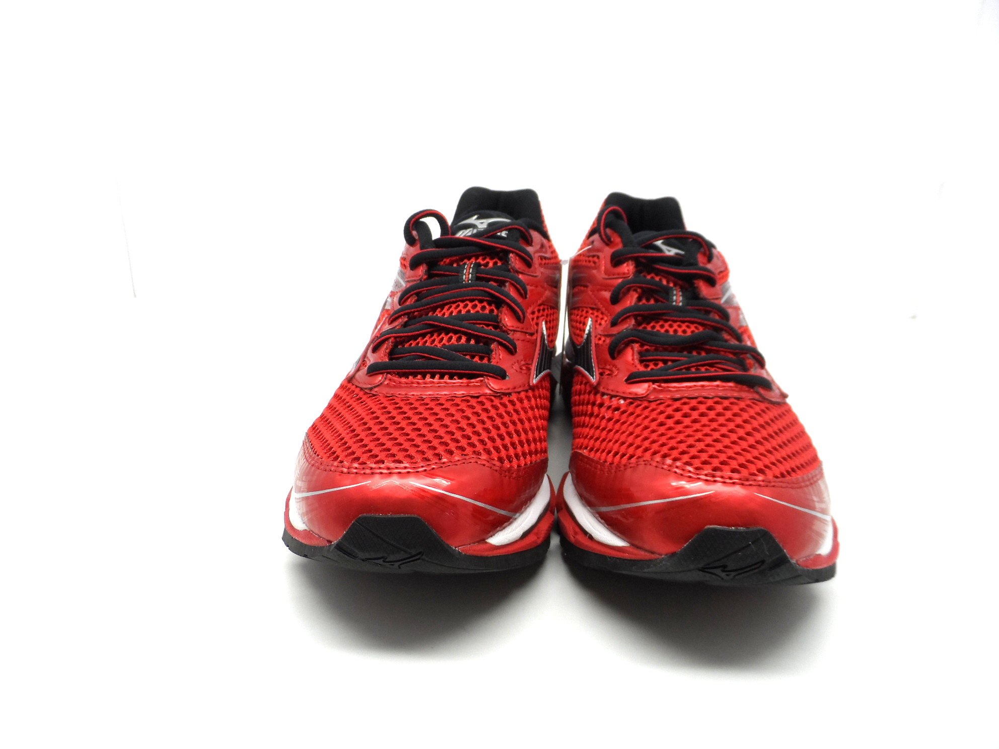 mizuno men 39 s wave enigma 5 running shoe chinese red black size 10 5 new ebay. Black Bedroom Furniture Sets. Home Design Ideas