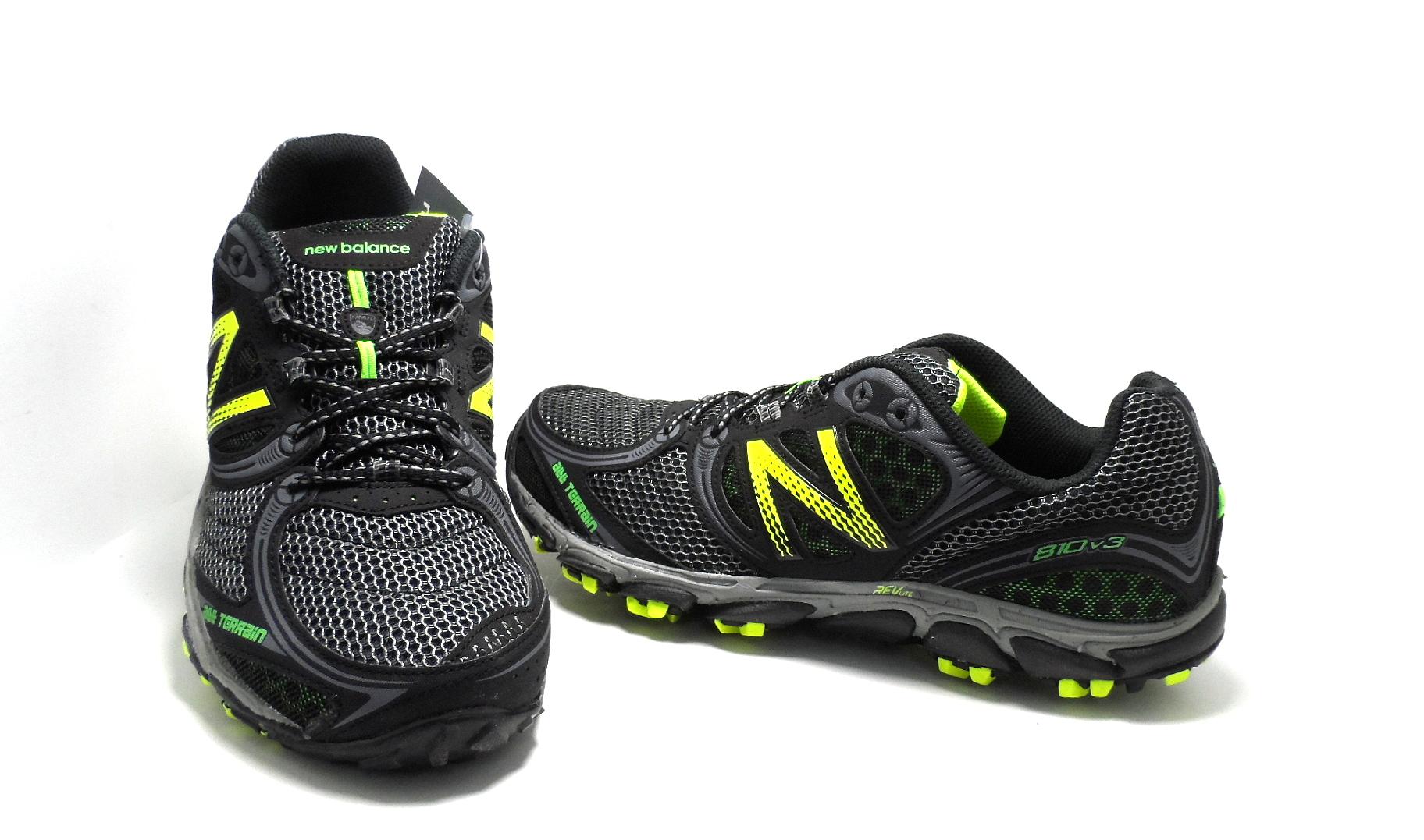 New Balance Men's MT810v3 Trail Running Shoe | eBay