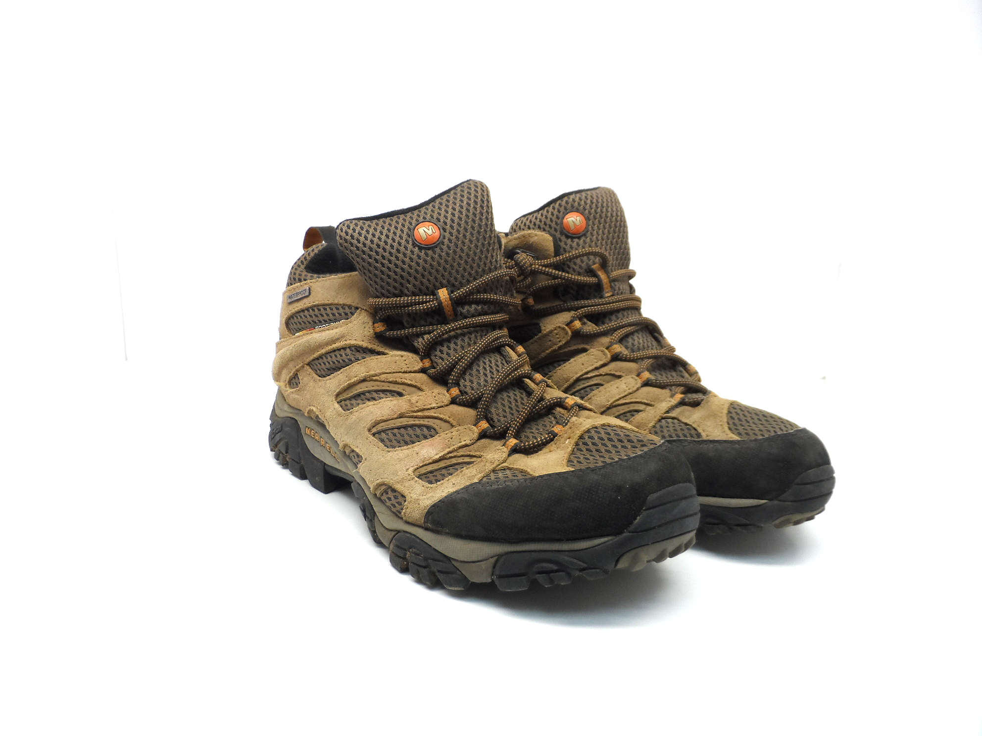 Ebay Mens Size  Merrell Shoes Used