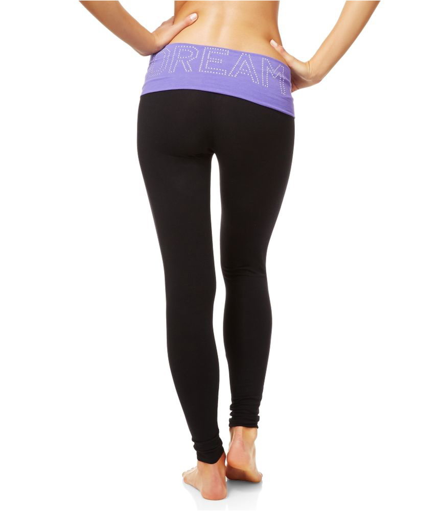 Aeropostale Womens Dream Leggings Yoga Pants 561 XS/27