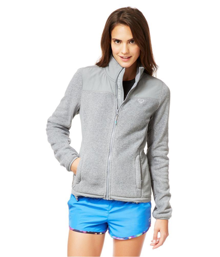 Flannel jacket for women