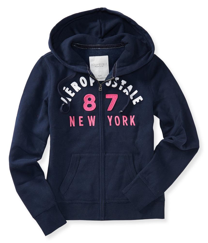 Ny hoodie
