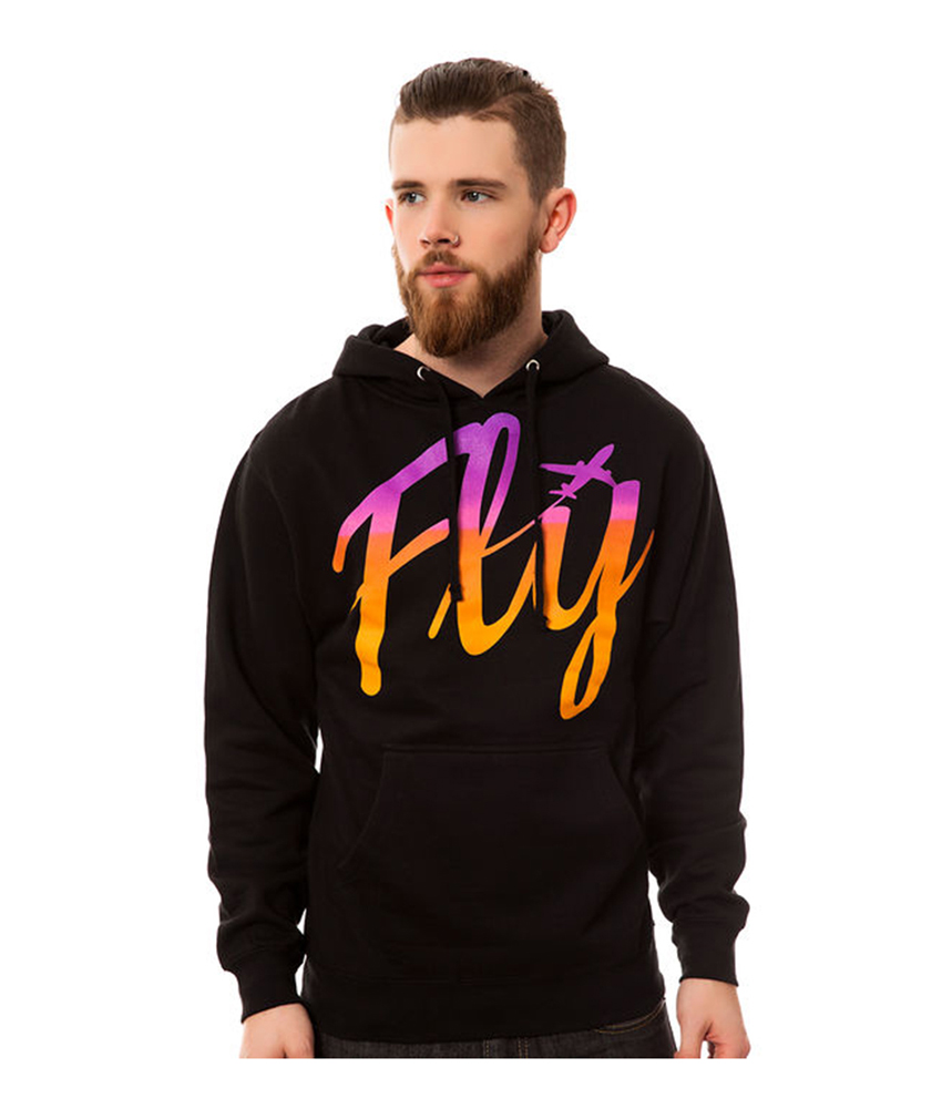Fly society hoodie