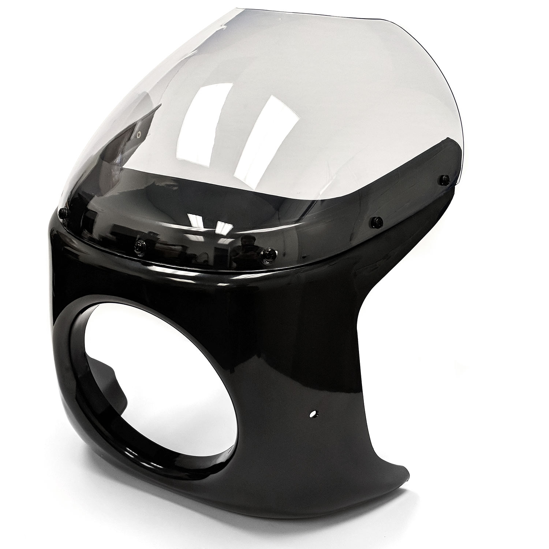 Emgo Venom Upper Cafe Fairing Windshield for Kawasaki KZ 305 400 440 550 650 700