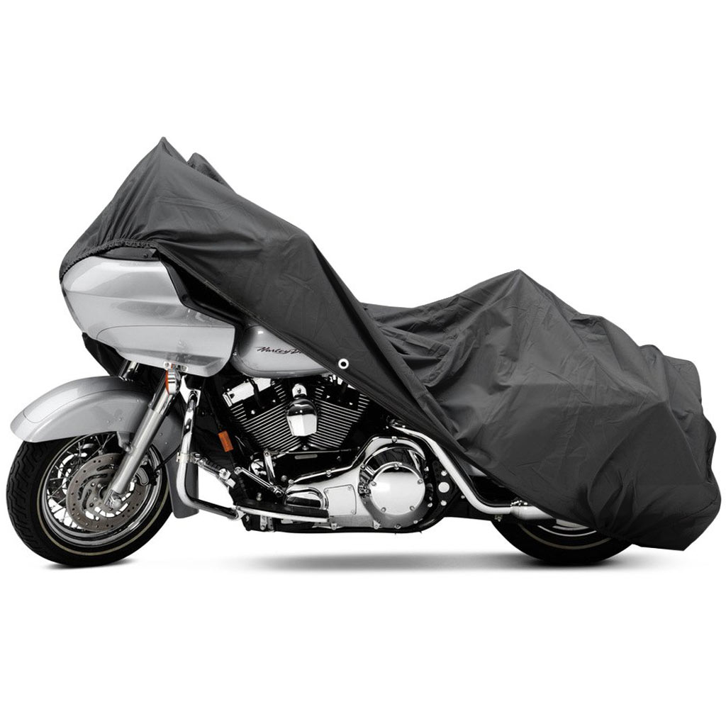 Motorcycle Bike Cover Travel Dust Cover For Honda Shadow Sabre Vt