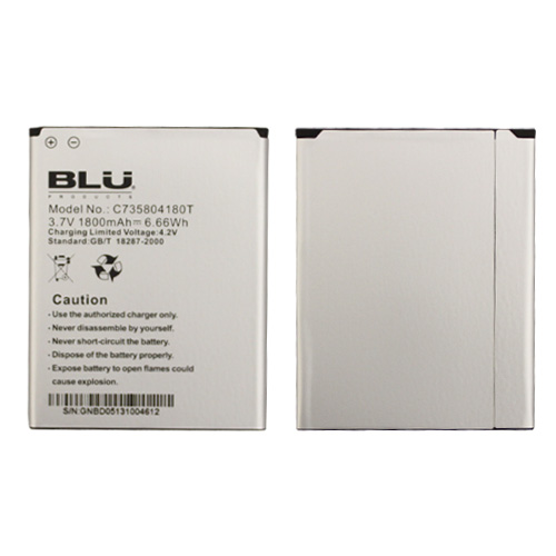 BLU Life Play L100 Original OEM Li-ion Battery - C735804180T