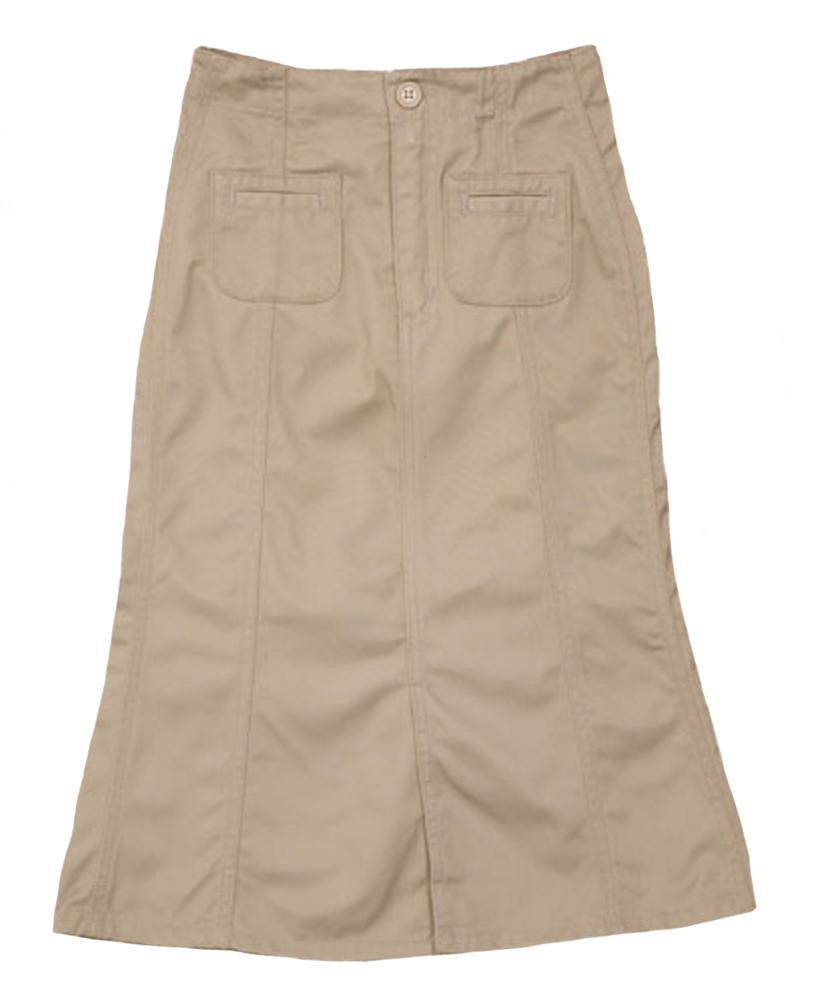 Khaki Uniform Skirts 22